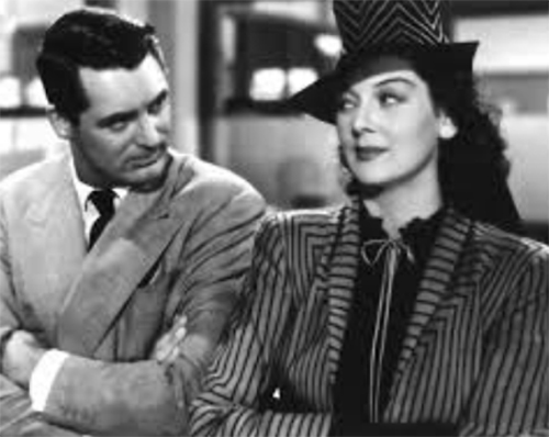 His Girl Friday stars